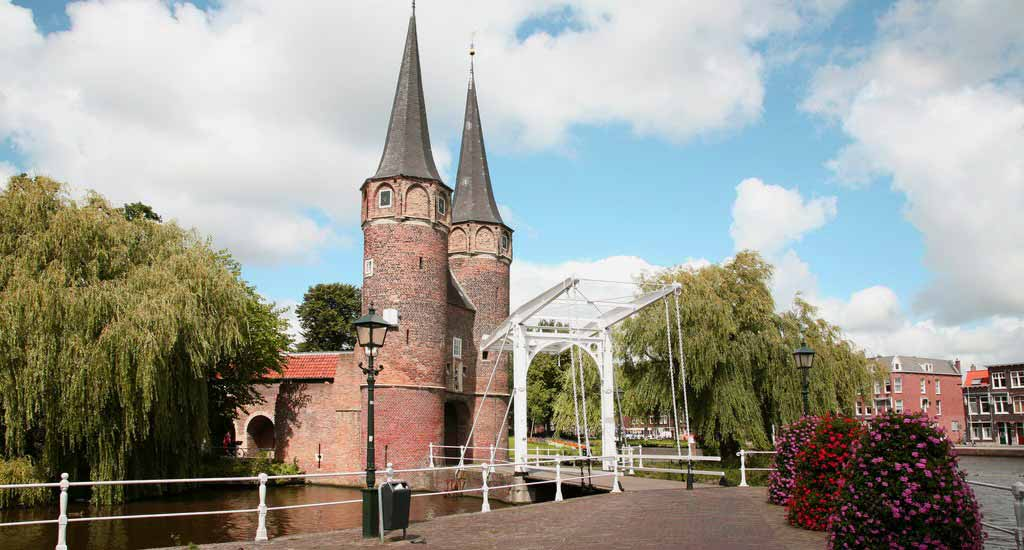 Delft East Gate