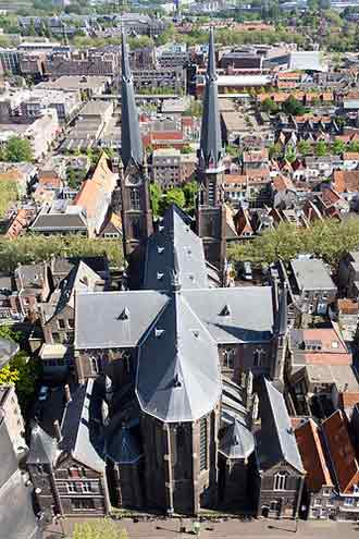 Maria van Jesse Church Delft
