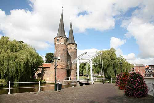 Visit Delft East Gate